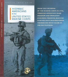 Hispanic Americans in the United States Marine Corps - brochure