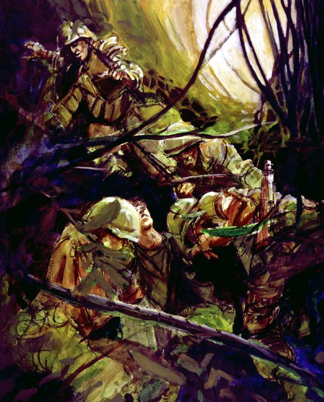 Exhibits: Vietnam - National Museum of the Marine Corps