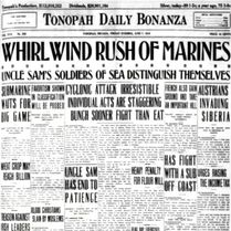 WWI Era Newspaper download