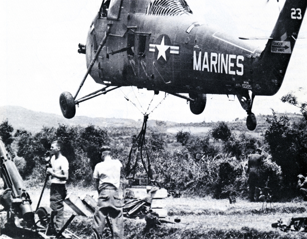 PHOTO: Sikorsky UH34D in Vietnam