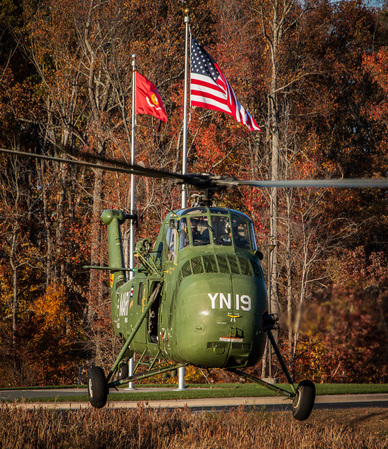 PHOTO: Sikorsky UH34D