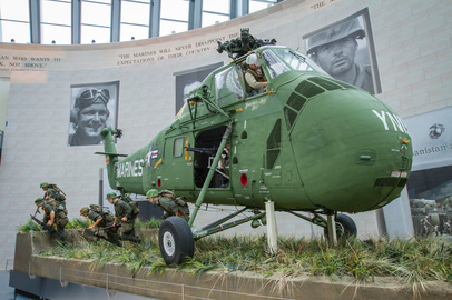 PHOTO: Sikorsky UH34D in the Museum